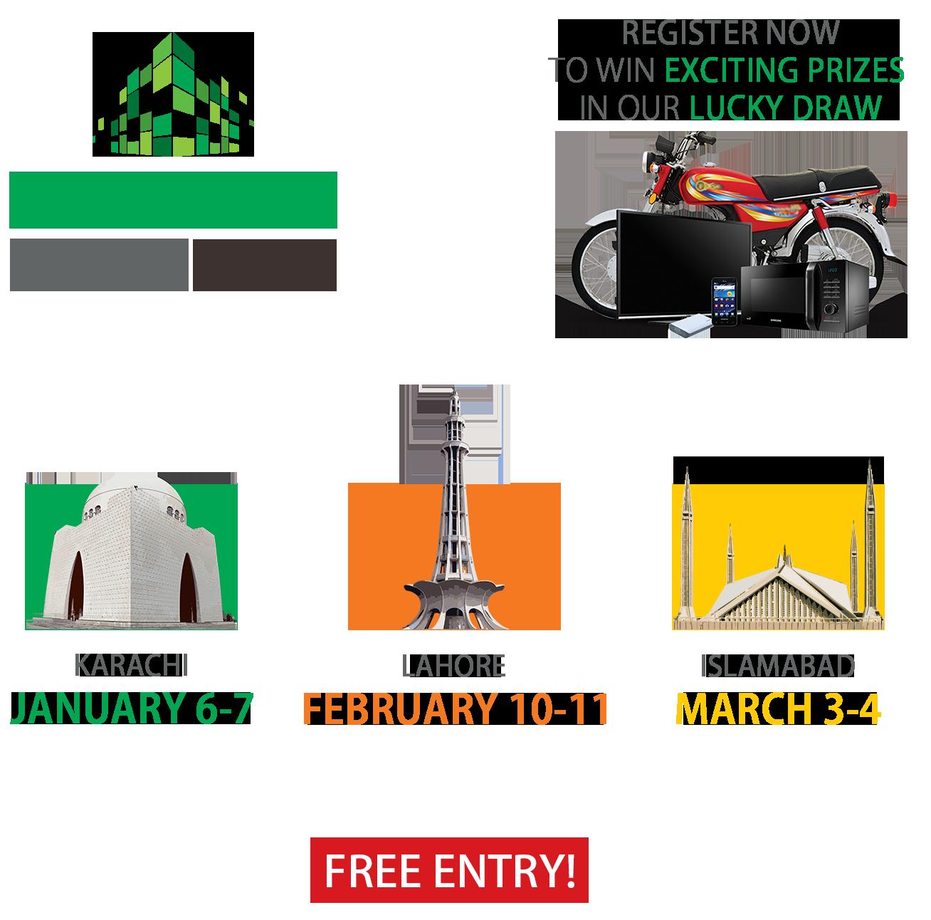 Zameen.com's Expo 2018
